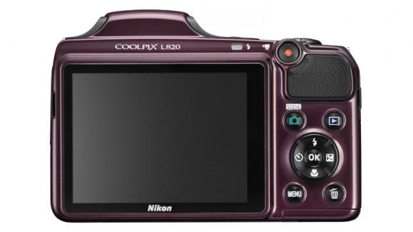 Coolpix L820
