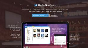 MediaFire Releases Official Desktop Client For Windows & Mac