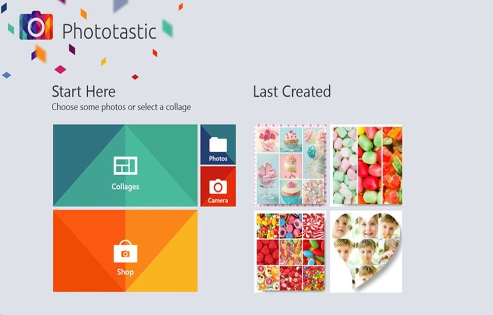 Create Collage Of Your Photos In Windows 8 & RT Easily With Phototastic