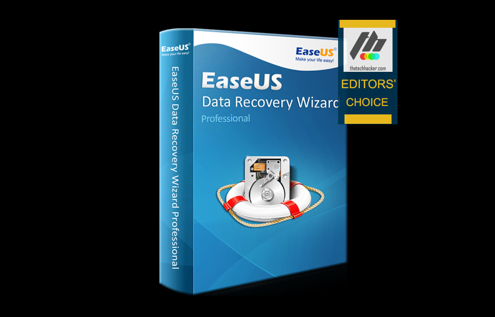 EaseUS Data Recovery Wizard Professional Review thetechhacker