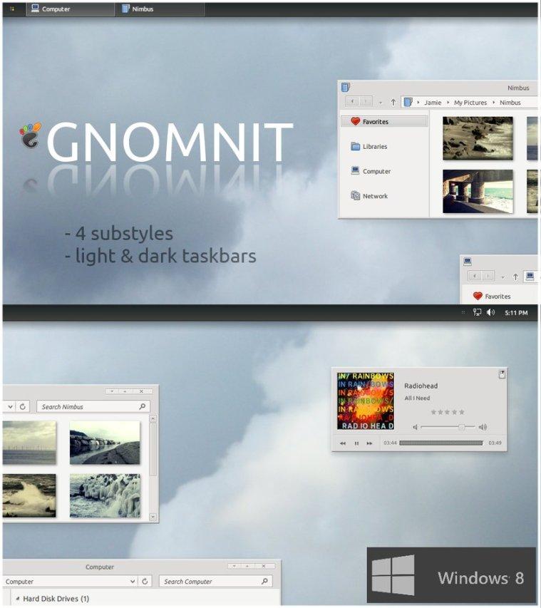 Gnomnit VS