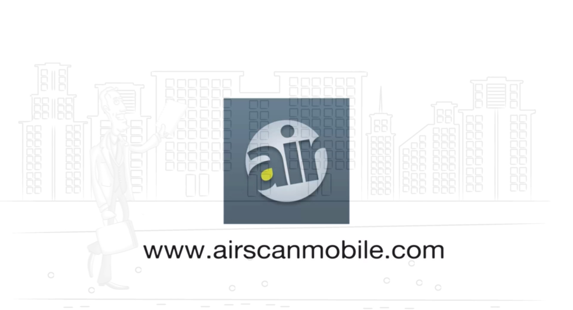 Say Good Bye To Bulky Scanners With airScan mobile PDF Scanner