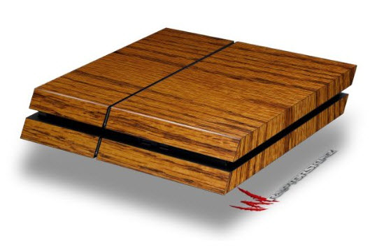 Wood Grain Skin for PS4