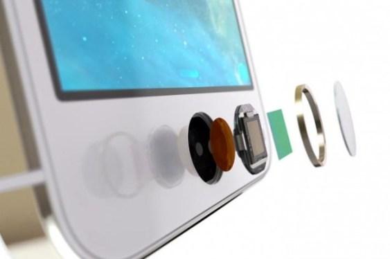 Apple Fingerprint Touch ID Sensor
