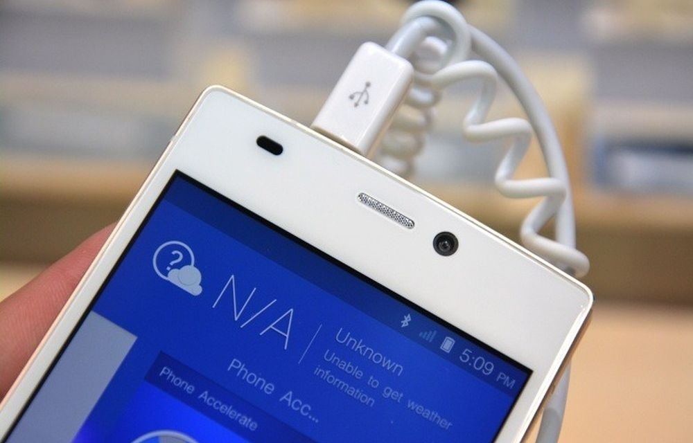 Gionee Elife S5.5 White