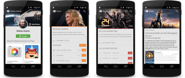 User Interface Improvements In Latest Google Play Store