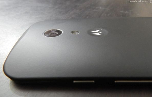 Moto G 2nd Generation Rear Camera 8MP