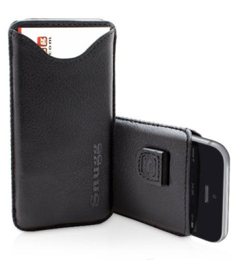Snugg iPhone 6 Plus Leather Case