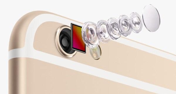 iPhone 6 Camera Features