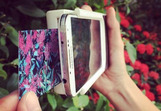 Prynt Smartphone Polaroid Case