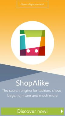 ShopAlike App for Android and iOS review