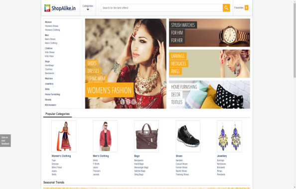 ShopAlike website review