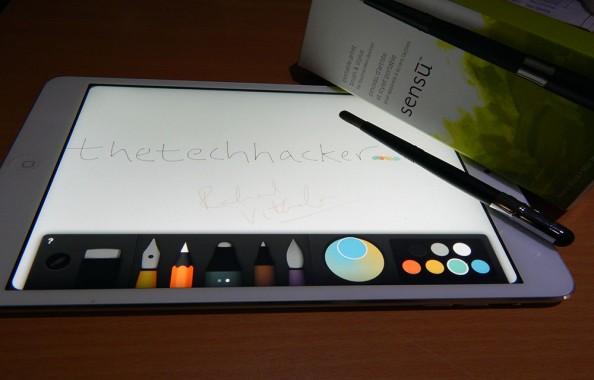 Unique Stylus for iPad
