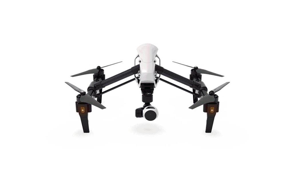 DJI Inspire 1 vs Lily Drone