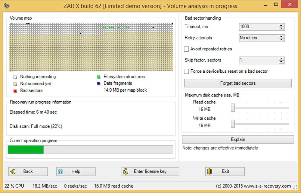 zar x recovery software