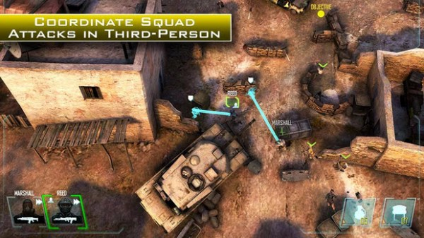 Call of Duty Strike Team TPS android Game