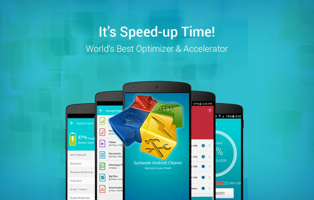 Systweak Android Cleaner App Review