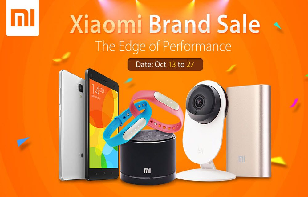 Xiaomi Brand Huge Discount Sale - Smartphones, Accessories