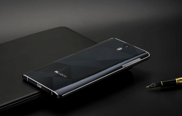 Bluboo Xtouch Rear Panel