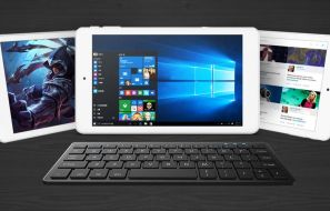Cube iwork8 Ultimate Tablet PC with Intel CPU and Windows 10 OS - Offer Price, Specifications and Review