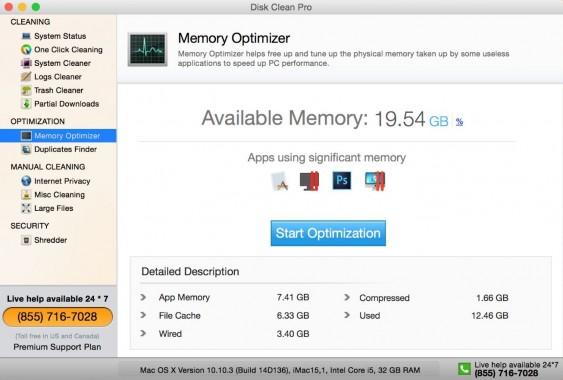 Memory Optimizer