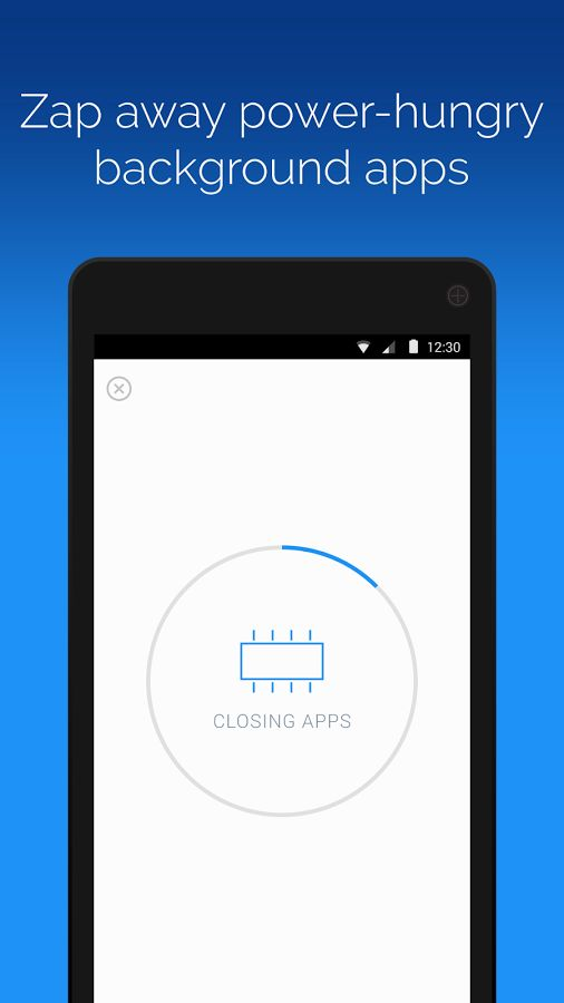 Battery Time Optimizer App Features
