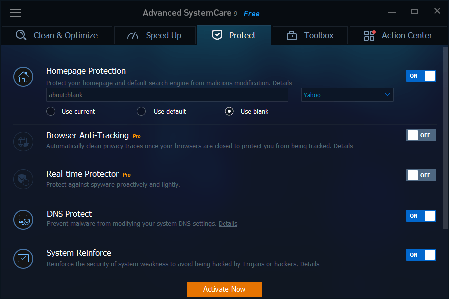 iobit-advanced-systemcare-9-classic-protect-dashboard