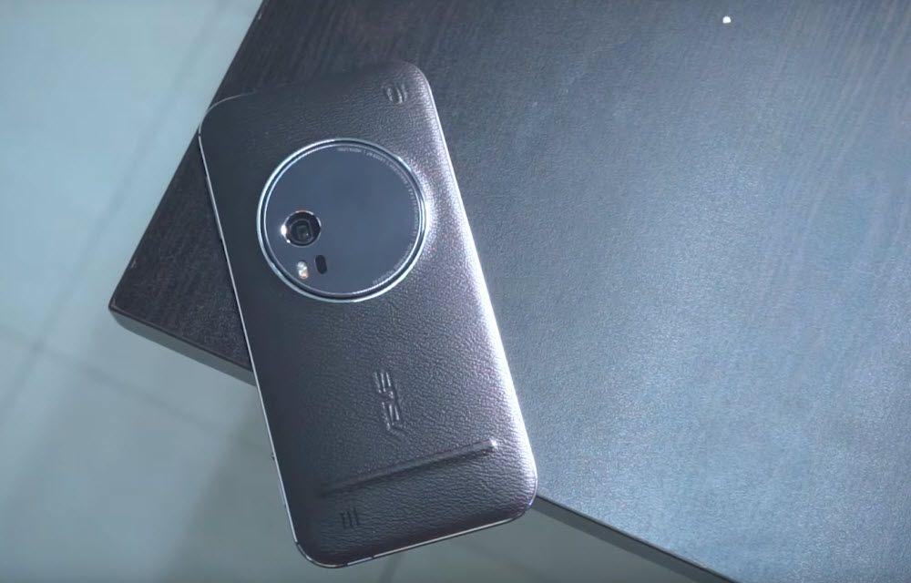 Asus Zenfone Zoom Hardware
