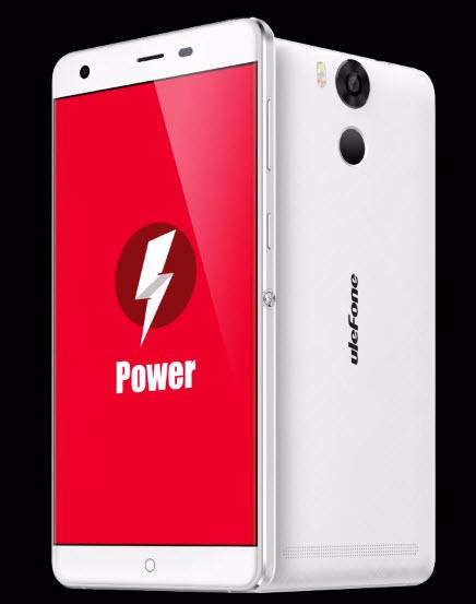 Ulefone Power Details