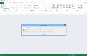 Fix Microsoft Excel Cannot Open or Save Anymore Documents Because there is not Enough Available Memory or Disk space Error in Excel main image
