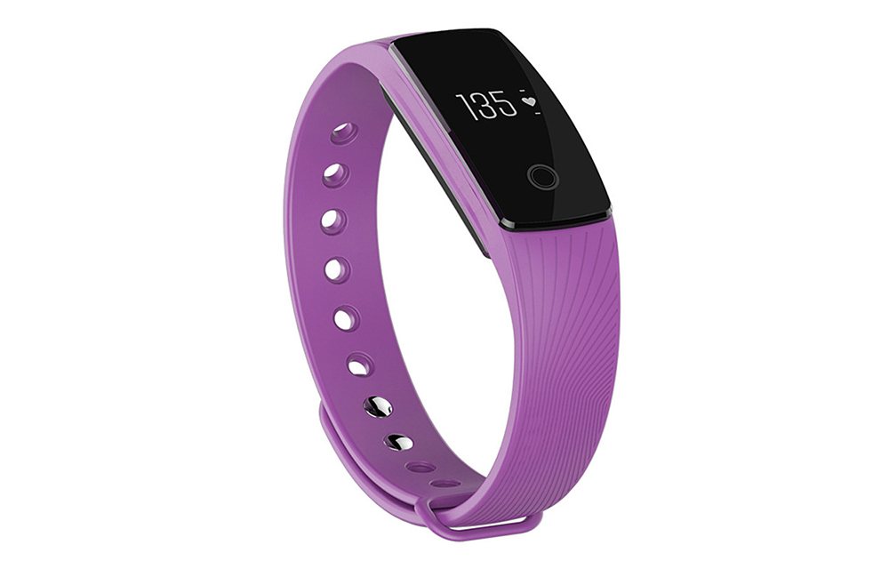 ID107 Bluetooth Smart Watch Heart Rate Monitor Wristband-2