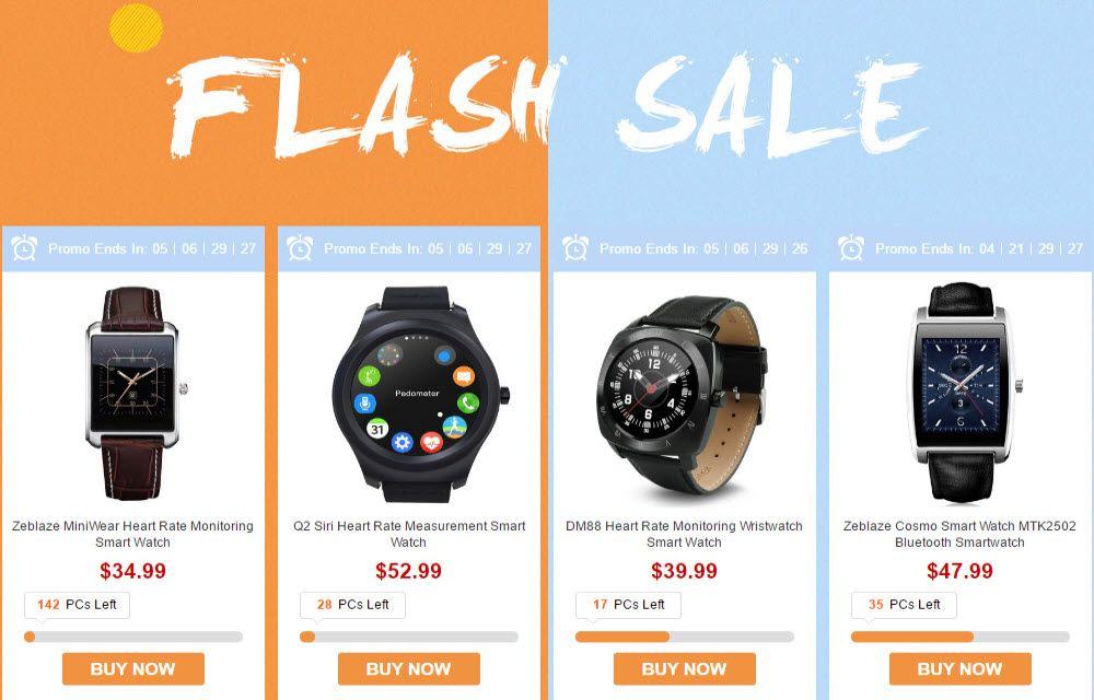 GB Flash Sale