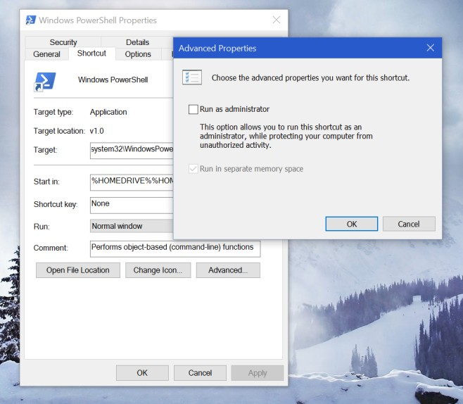 How To Always Run PowerShell As Administrator In Windows 10