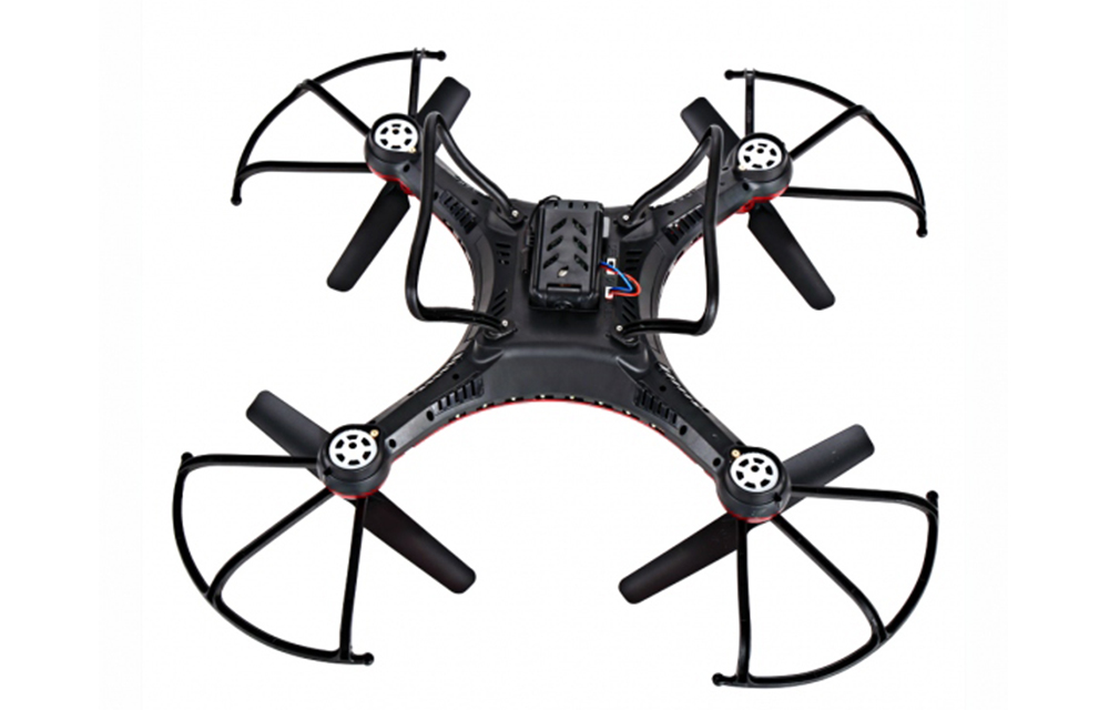 JJRC H8D 58G Real-time FPV Headless Mode RC Quadcopter Drone-2