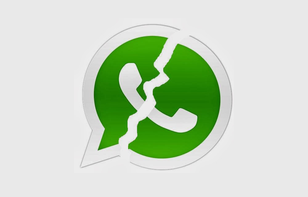 Most common Whatsapp errors and fixes