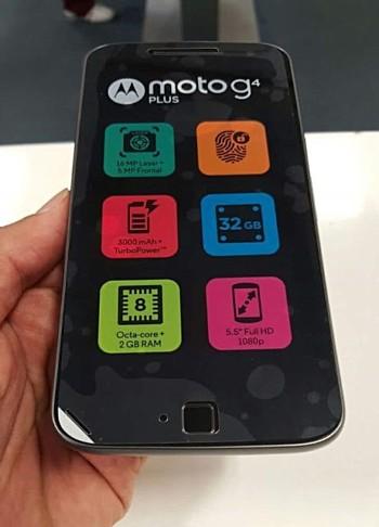 Moto G4 Plus Leak 1
