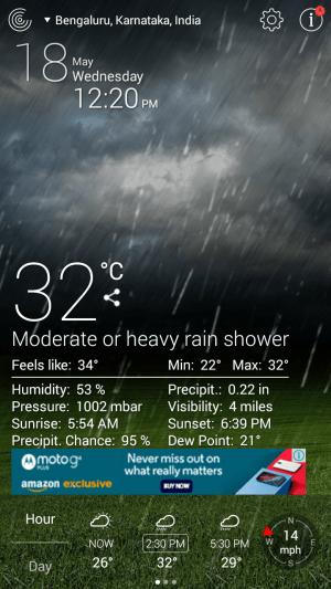 Weather Live Free App-7