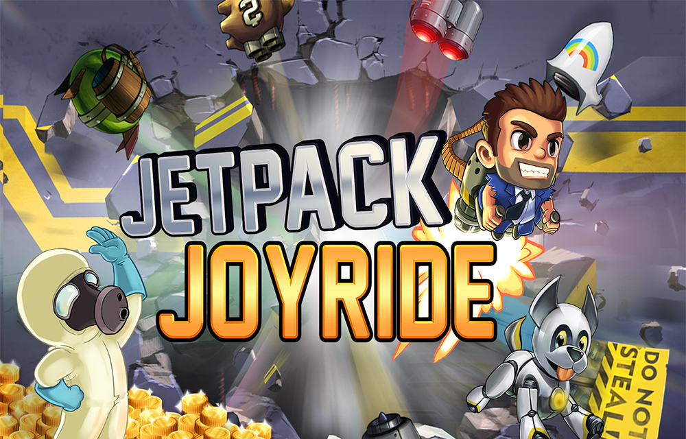 Jestpack Royride best Offline android game