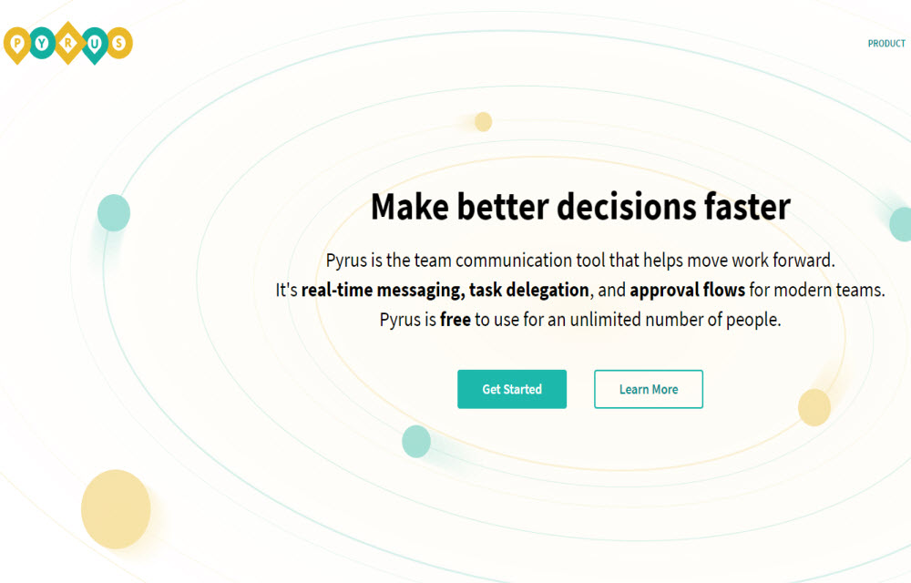 Pyrus Comes Up With an Innovative Communication Tool for the Busy Executive
