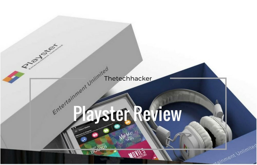 Playster Review