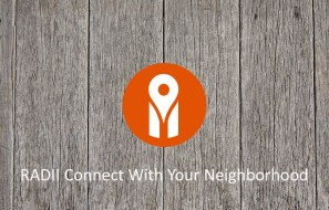 RADII Connect With Your Neighborhood – Android App Review