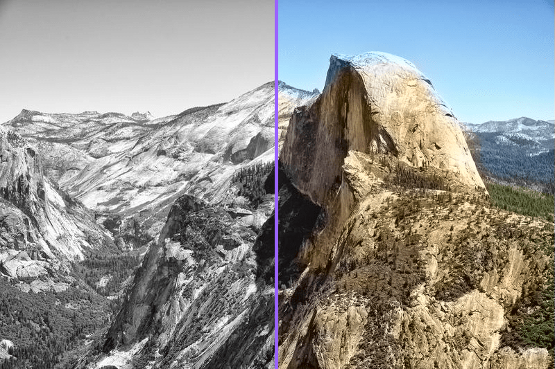 Colorize Black and White Photos Colorize it Example