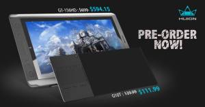 two-huion-pen-tablets-presale-started