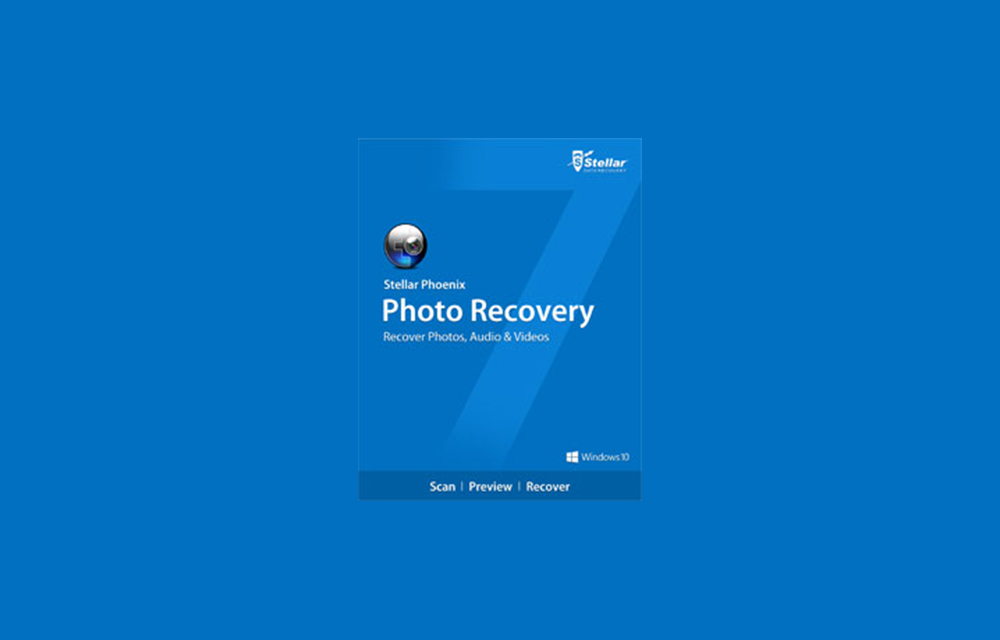 Undelete recover Photos Videos Music Stellar Phoenix Photo Recovery Software