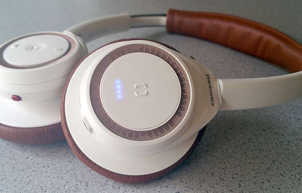 Plantronics Backbeat Sense Design