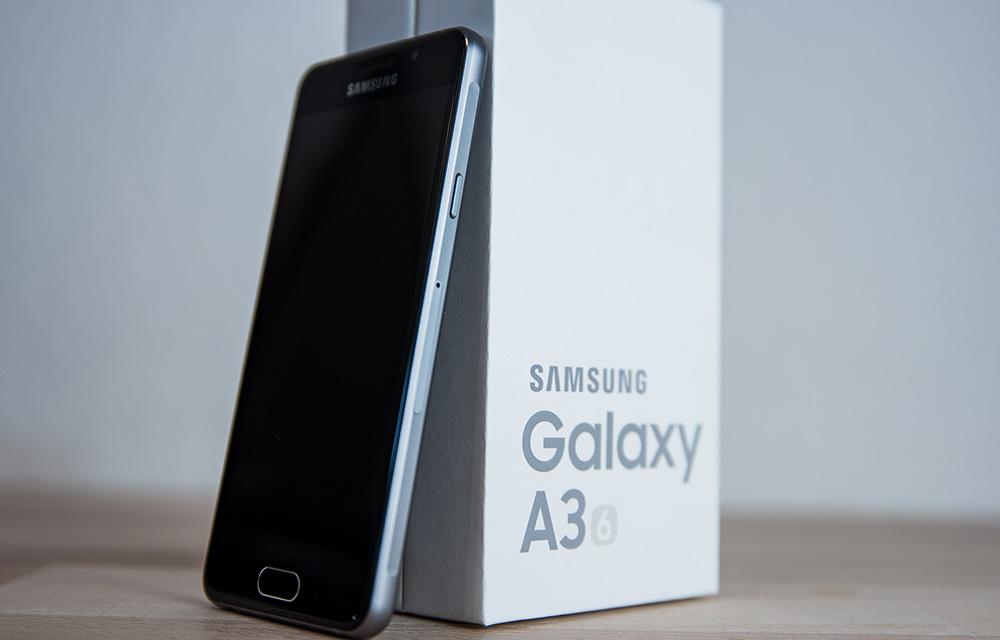 Samsung Galaxy A3 2017 Performance