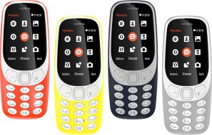 Iconic Nokia 3310 Is Back With A Refreshed Look copy