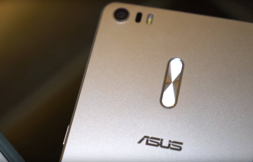 Asus Zenfone 3 Ultra ZU680KL Build Quality