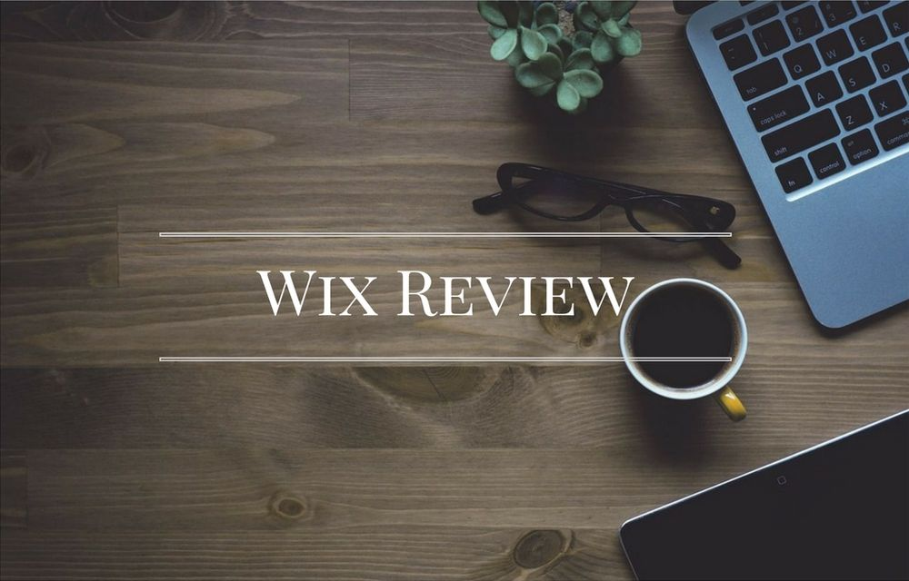 Wix Review- A Website Heaven