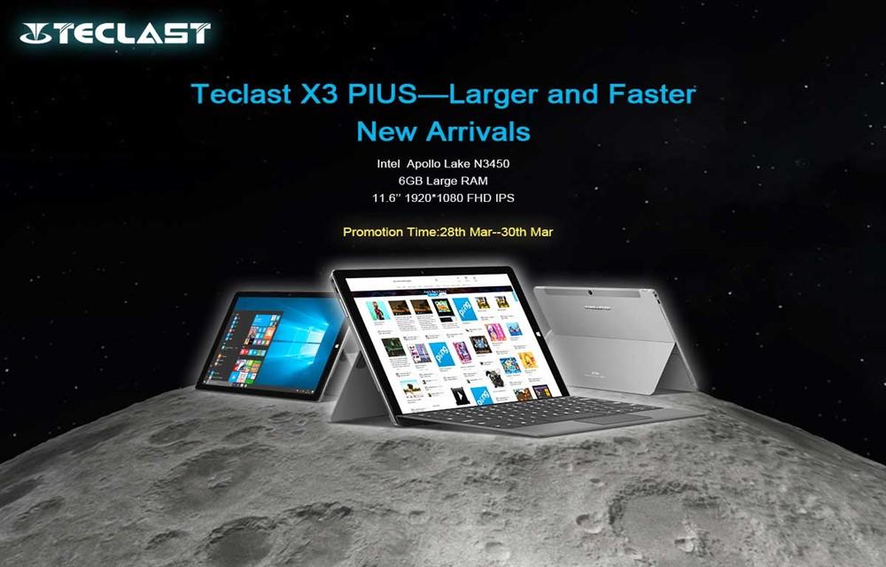 Teclast X3 Plus